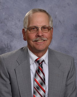 Picture of Gary Blough, Board Treasurer